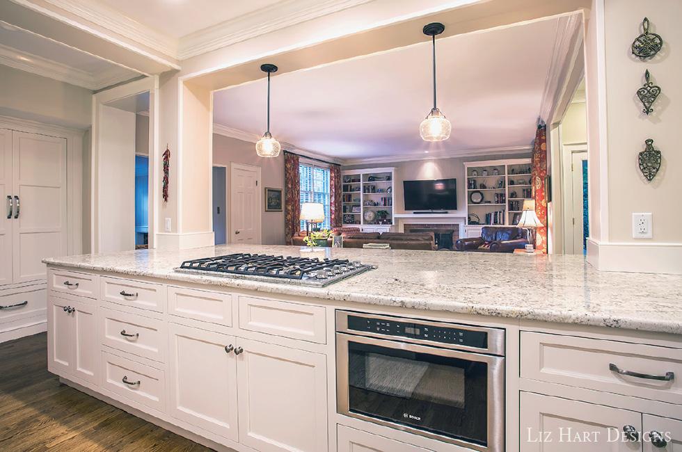 Kitchen Counter Range