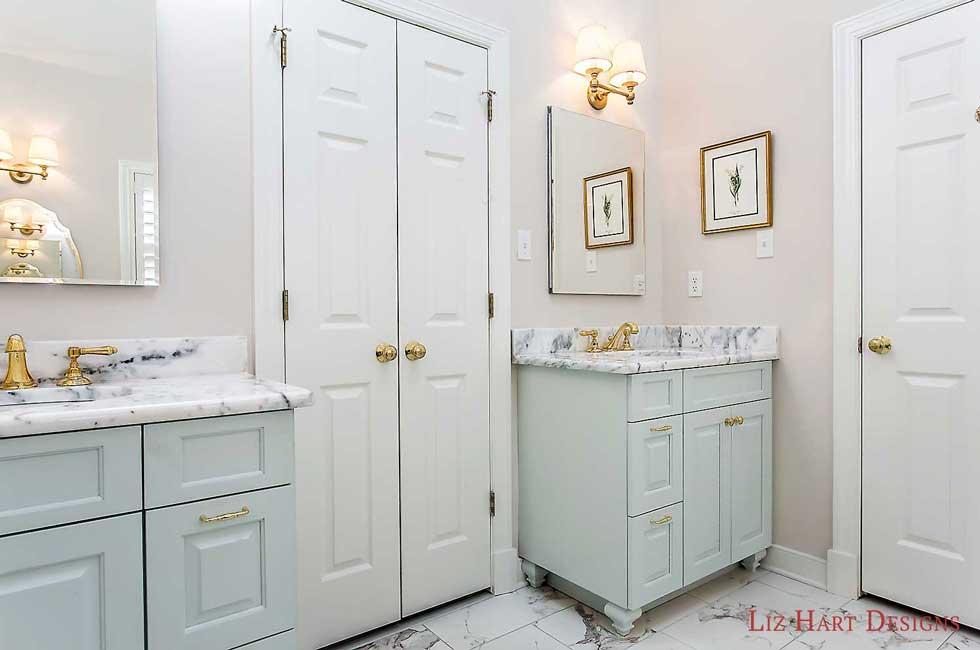 Bathroom Double Vanity